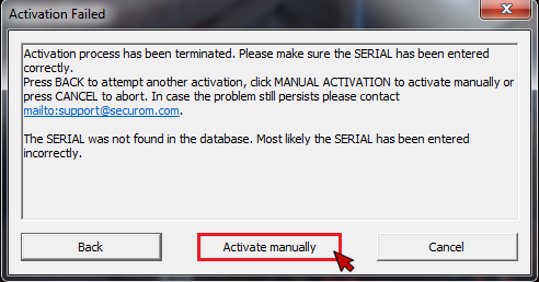 Securom activation pic 2